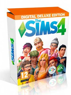 The Sims 4 Deluxe Edition Full DLC Pc Game Full Version