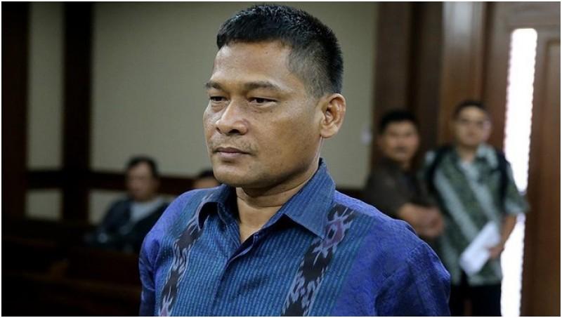 Rohadi diadili di Pengadilan Tipikor Jakarta