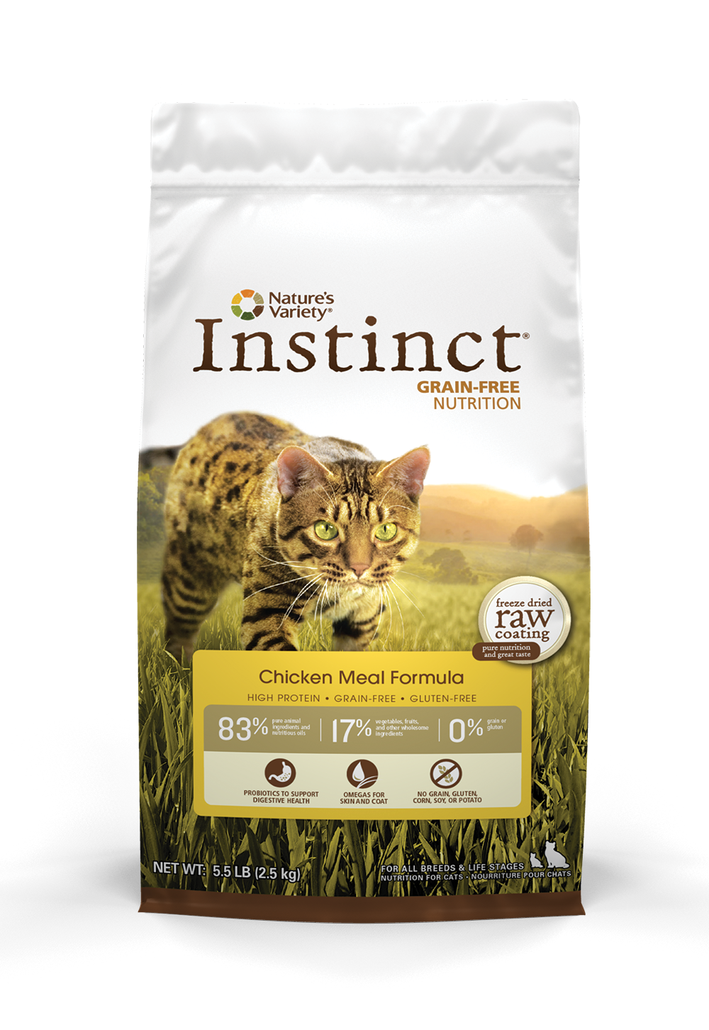 Family Farm And Home Dry Cat Food