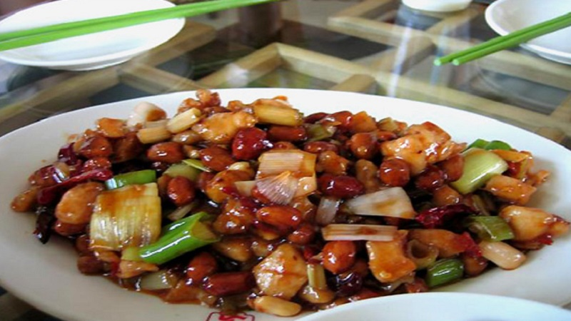 Ayam Cincang GongBao