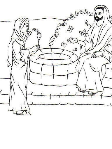 Desenhos Biblicos Para Colorir Pintar Imprimir V Pintando O Sete