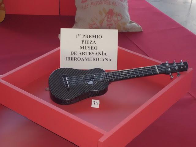 1º Premio pieza museo de artesanía Iberoamericana