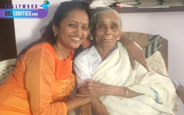 Anchor Suma Celebrates 100 Years Birthday??