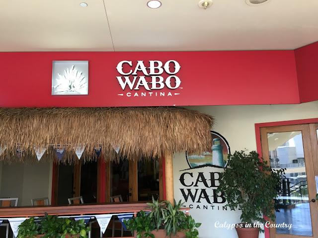 Cabo Wabo - Sammy Hagar's restaurant