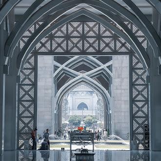 Gerbang Simetri Masjid Tuanku Mizan Zainal Abidin, Putrajaya