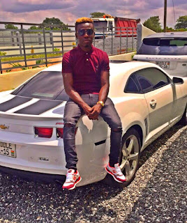 CRISS WADDLE ANGRILY BLAST GHANAIAN BLOGGERS FOR NOT BLOGGING ABOUT HIS HISTORIC MUSIC VIDEO PREMIERE ( Watch Video)