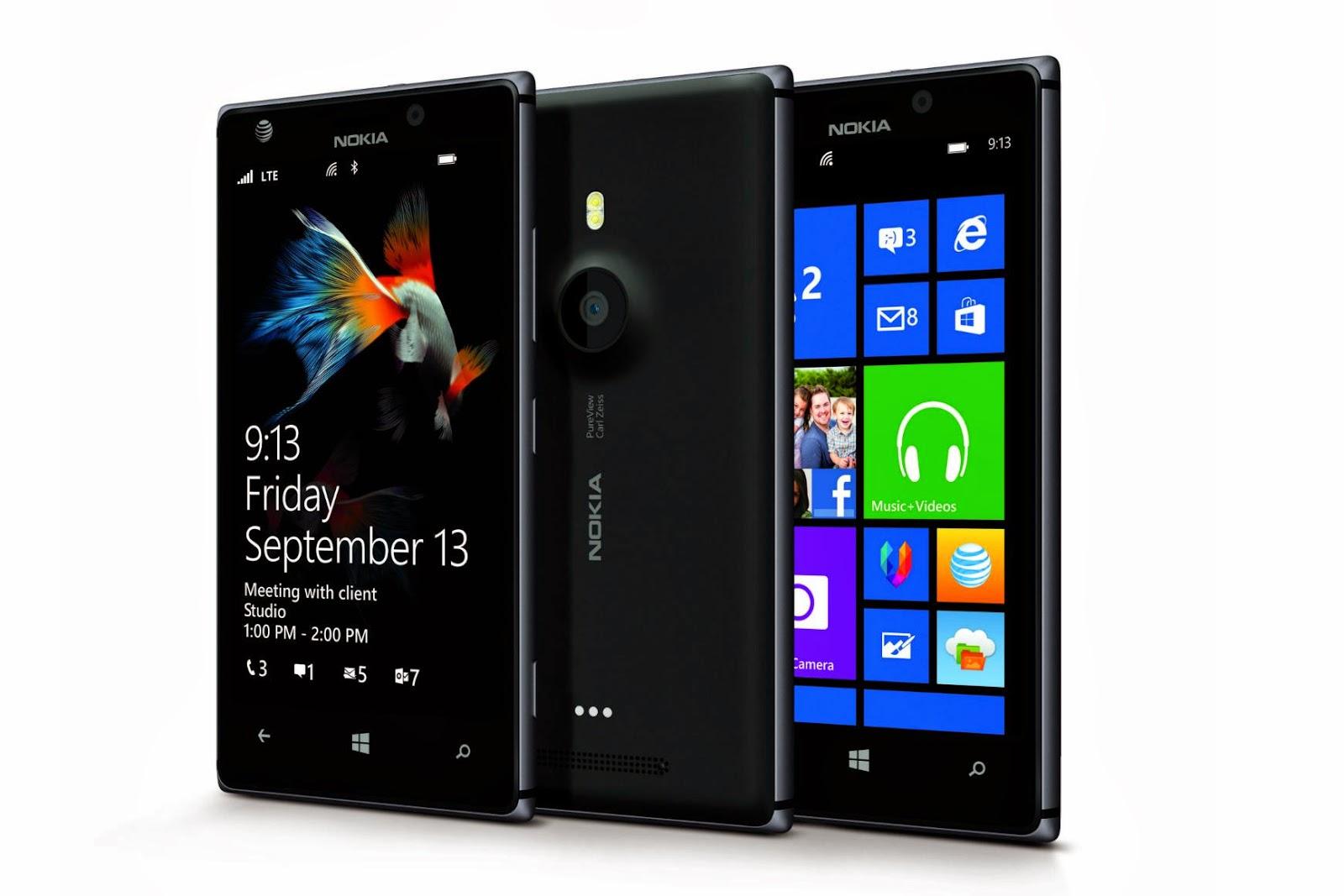 Nokia Lumia 925 Review and Specs