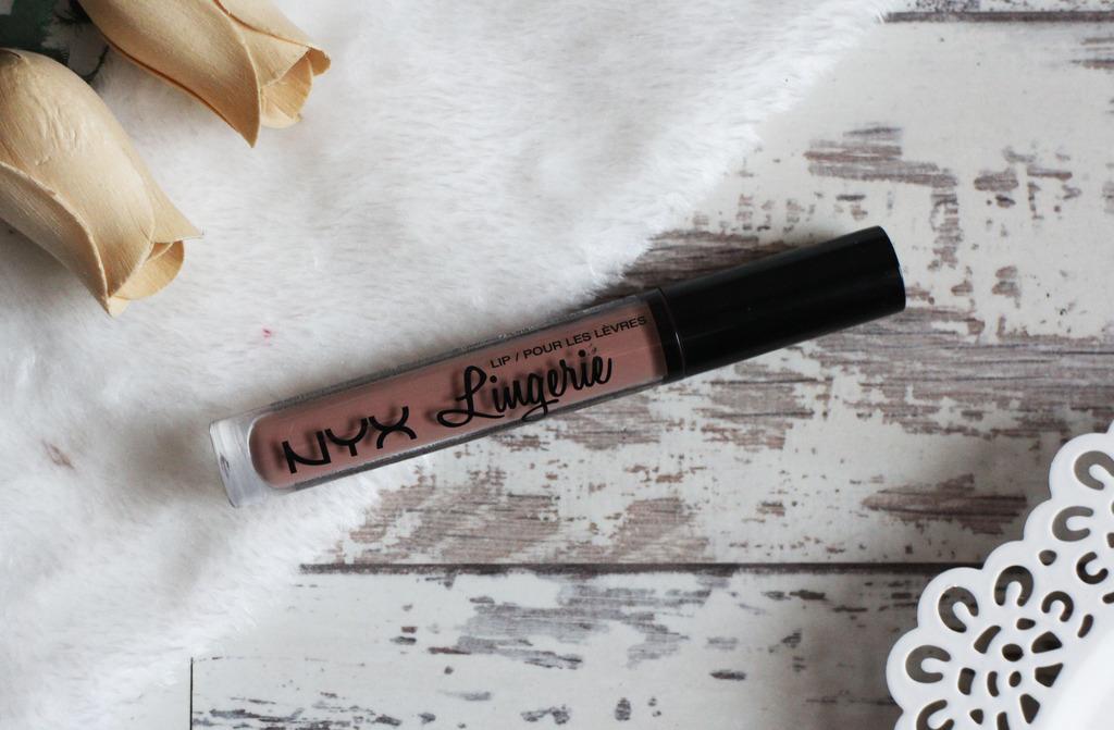 Nyx Lip Lingerie Liquid Lipstick in Corset