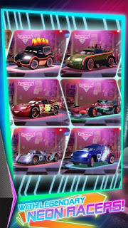 New Game Cars Fast as Lightning Apk v1.3.4d (Mod Money)