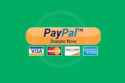 Hướng dẫn tạo nút Paypal Donate cho Blogger Blogspot