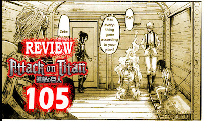REVIEW ATTACK ON TITAN 105