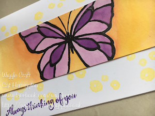 Stampin Up Beautiful Day by Wiggle Craft