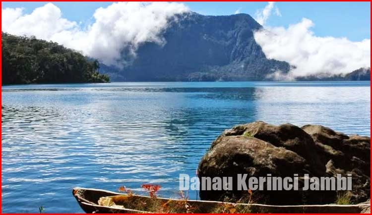 Foto Danau Kerinci Jambi