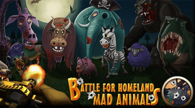 Game animal android ukuran ringan