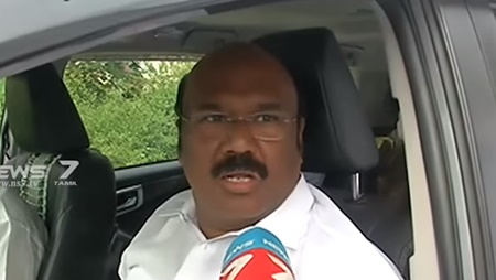 RK Nagar election: Minister Jayakumar interview