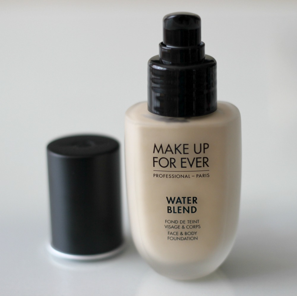 Make Up For Ever Water Blend Foundation Y225 Marble