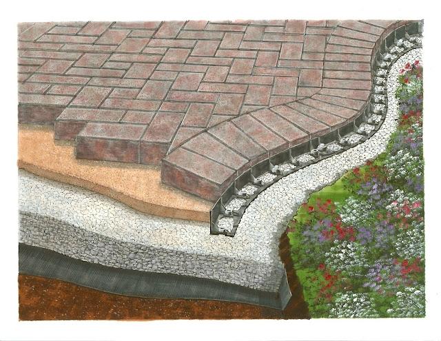 resin patio pavers 99 degree