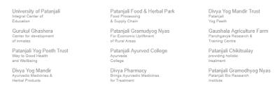 Sarkari Naukri - Patanjali Ayurved Ltd. Recruitment - Various Posts for 10th, 12th, Graduates - APPLY NOW