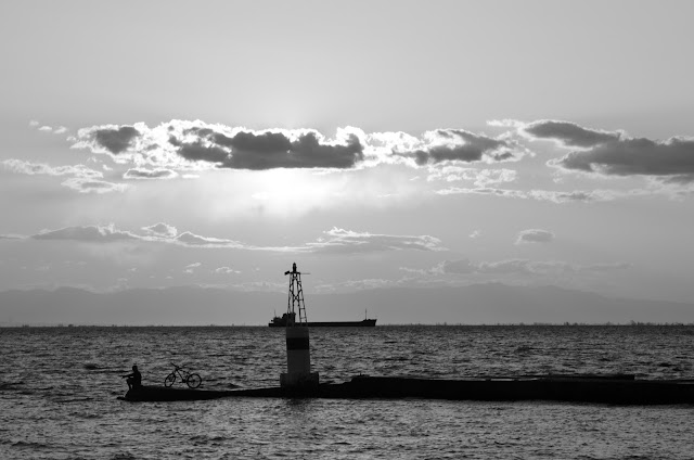 Thessaloniki-sea