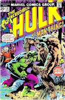 Incredible Hulk v2 #197 marvel comic book cover art by Bernie Wrightson