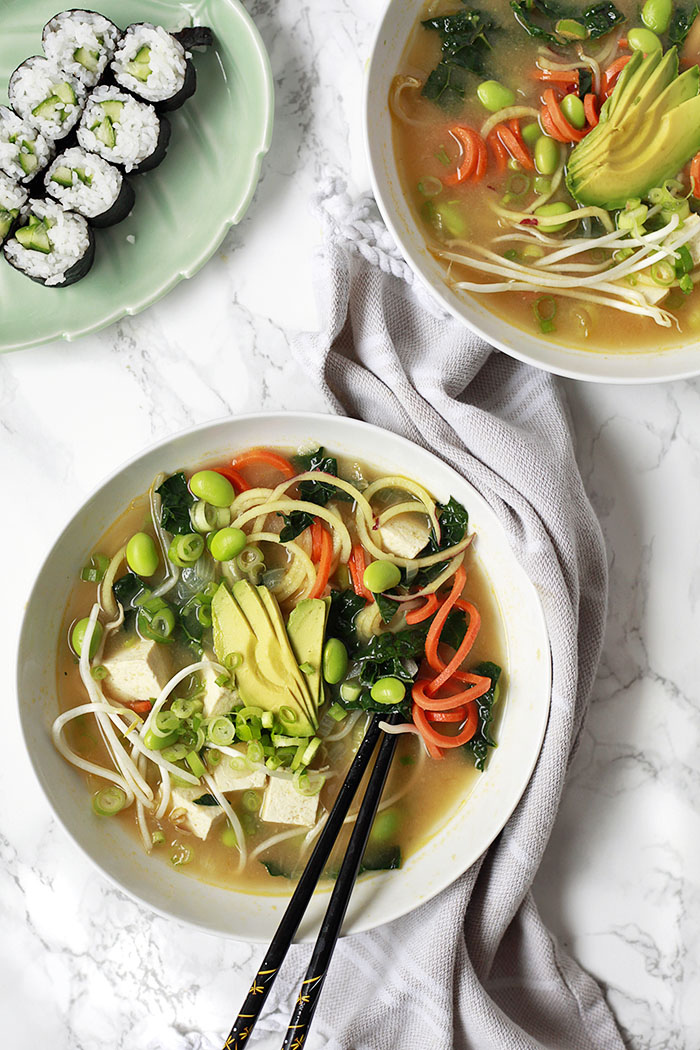Nourishing Miso Soup Recipe | Yummy Mummy Kitchen | A ...