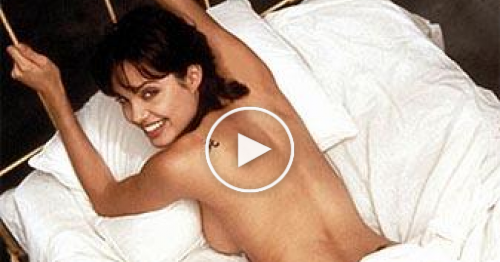 Angelina Jolie Hot Video Revealed part 3 - Rihanna Collection Videos