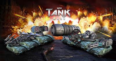 Super Tank War For PC