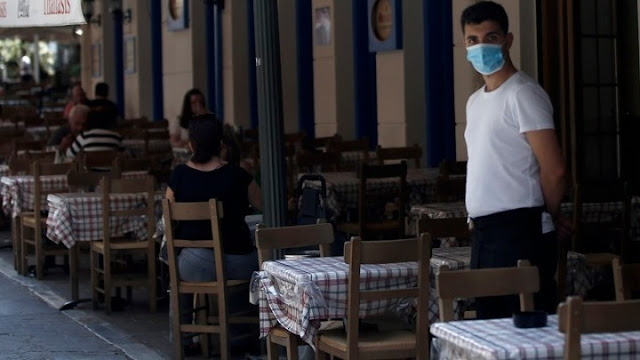 65.245 έλεγχοι από την αστυνομία το Σάββατο για τα μέτρα αποφυγής της διάδοσης του κορωνοϊού