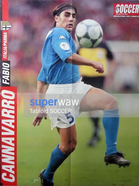 Fabio Cannavaro (Italia 2000)