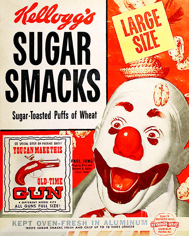 Sugar-Toasted Puffs Of Wheat