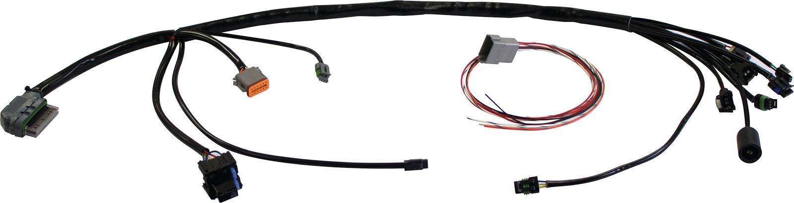 V-Twin News: New! S&S Universal EFI Wiring Harness on