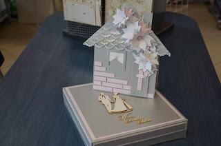 Ślubny domek