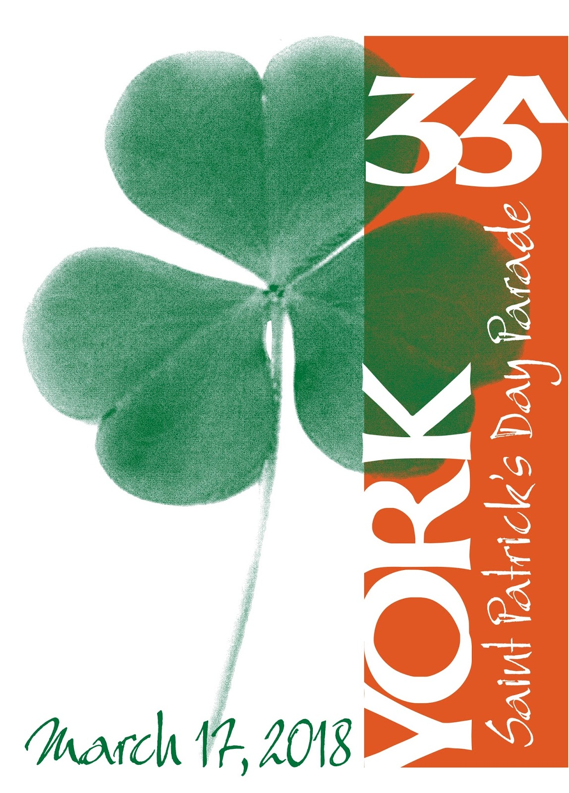 York saint patricks day parade shirts are 13 if ordered by february 10 shirts not ordered in advance will be 15 biocorpaavc