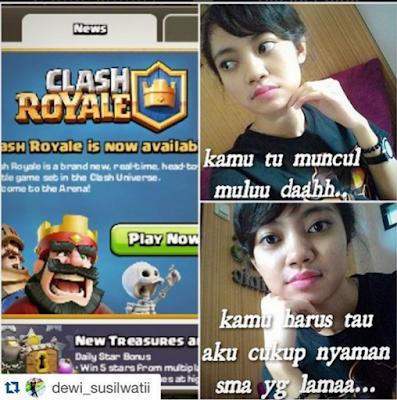 Meme Clash Royale