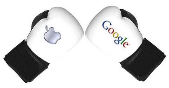 Google le gana terreno a Apple en el mercado de las computadoras