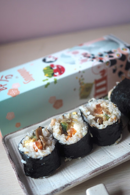 best ehomaki sushi roll review singapore