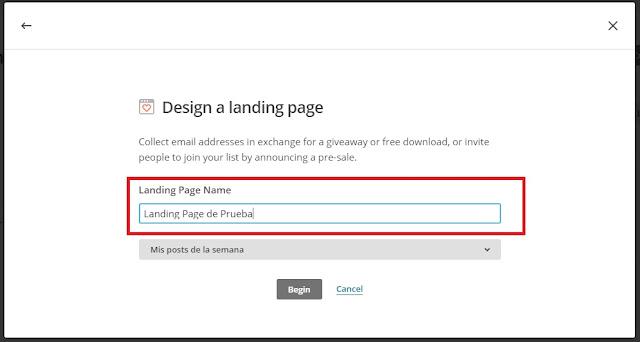disenando-landing-page-mailchimp