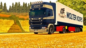 Wolter Koops pack for Scania RJL