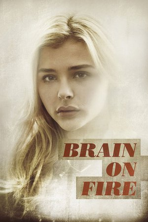 Poster Brain on Fire 2016