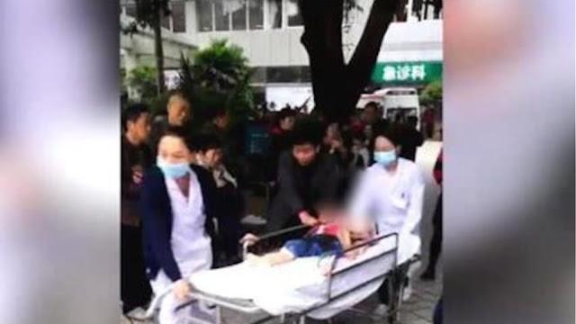 Μακελειό στην Κίνα: Γυναίκα μαχαίρωσε 14 παιδιά σε νηπιαγωγείο -Δύο παιδιά νεκρά - Δείτε σε βίντεο τη σύλληψή της