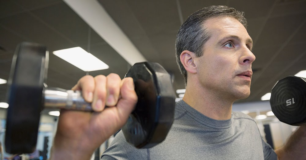 Weight Loss Workout For Men Over 40