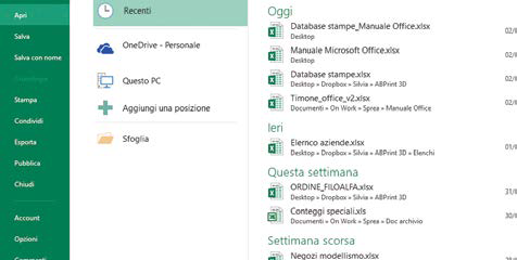 Come copiare foglio Excel in un nuovo file Excel