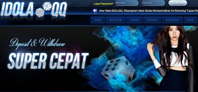 Idolaqq.poker situs agen Texas poker online terpercaya Indonesia