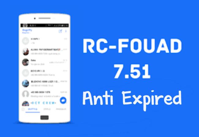 RC Whatsapp Mod Anti Kadaluarsa Tanpa Pembaruan  Terbaru