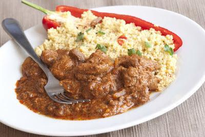 هريسة لحم جزائرية