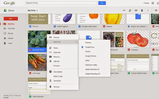 how to make shortcut in google drive file in desktop