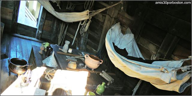 Mayflower II en Plymouth