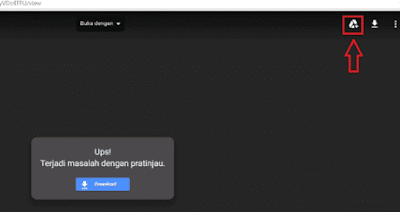 Download google drive yang limit akses
