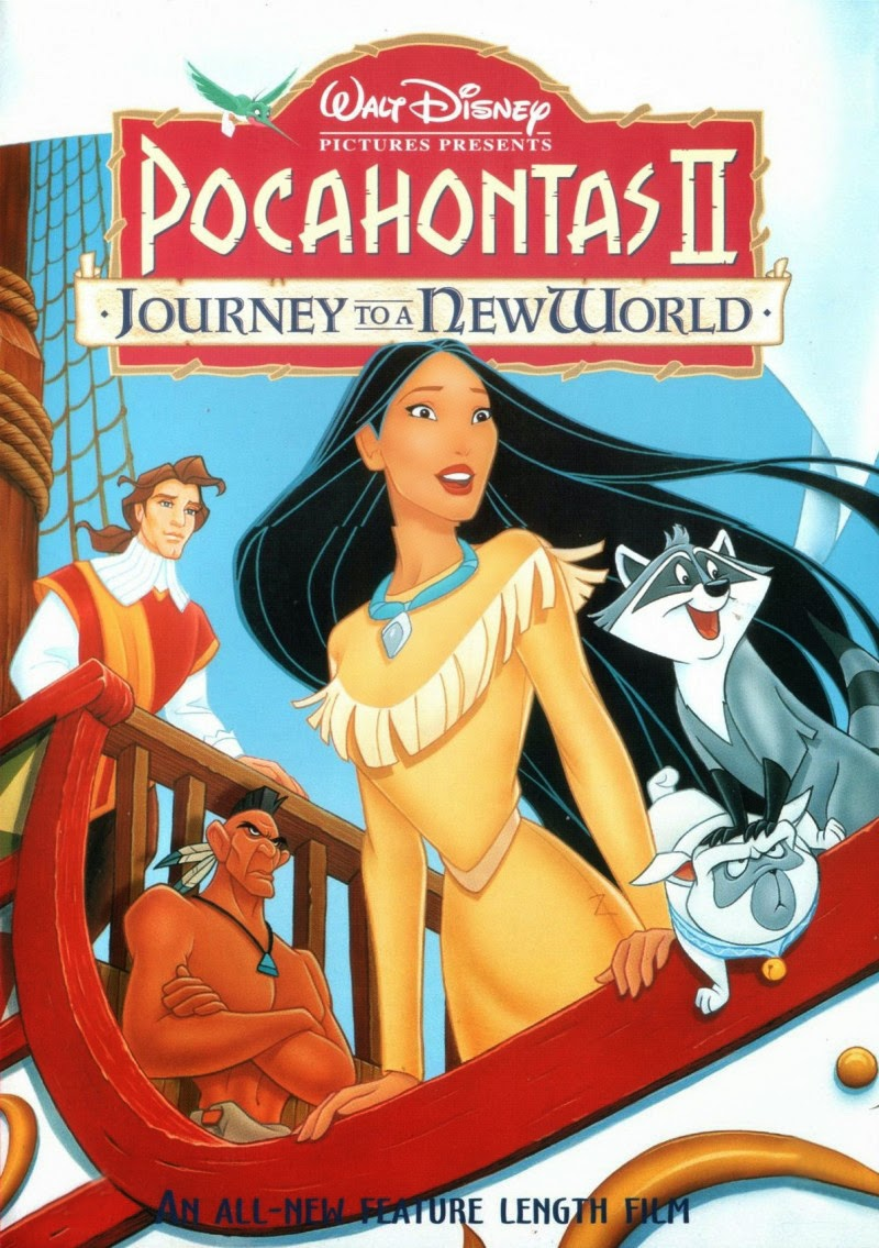 Watch Pocahontas 2 (1998) Online For Free Full Movie English Stream