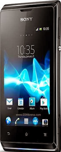 Cara Flash Sony Xperia E C1505 Single